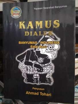 Kamus Dialek Banyumas-Indonesia Edisi Baru