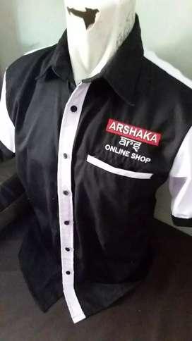 Order baju kemeja