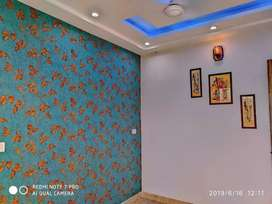 40 SQ yards 1bhk flat with lift and bike parking at 17 lacs