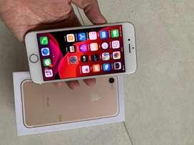 iPhone 7 256 Gb Gold Mulus Normal