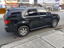 Fortuner 4x4 automatic