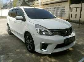 Dijual Nissan Grand Livina HWS Autech CVT 2014