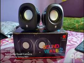 I-BALL Sound Wave 2.0 Multimedia Speaker