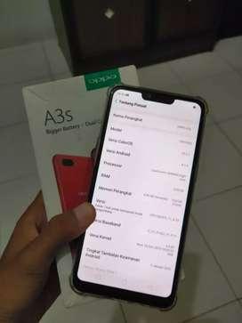 Oppo A3S Ram 2 Internal 16