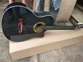 Gitar akustik elektrik new g225 elektrik