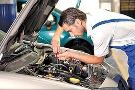 Car Wheel Alignment Technician, Car Mechanic, Car Mechanic Helpers,