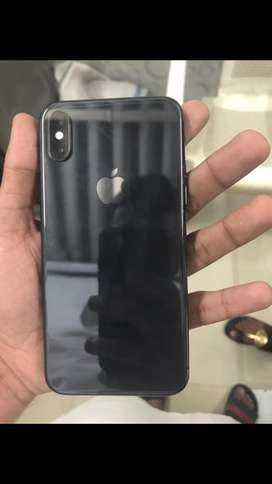 I phone x face id on