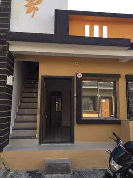 1bhk luxurious row house