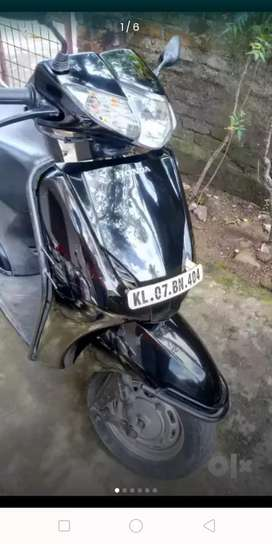 Honda activa 2010 model neat conditions