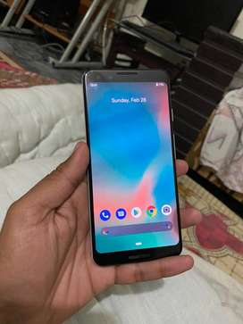 Google pixel 3 in mind blowing condition 128gb