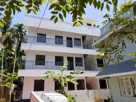 NEW BUILDING,3FLOORS,2 APARTMENT IN EACH FLOOR(ONE BED/2BED),RENT DIFF