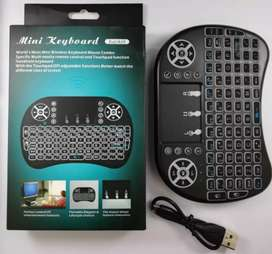 Wireless keyboard with touchpad new box pack
