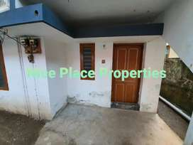 Ground floor 2 Bk one common bathroom house small family Rs/- 7000