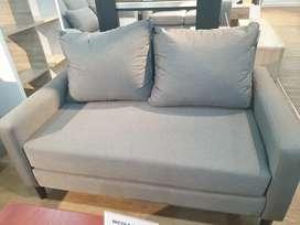 Lisbeth Sofa 2 Seater Cicilan Tanpa Krtu Kredit Proses 3 Menit Acc