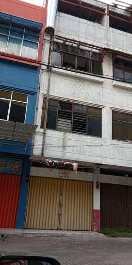 Ruko di Komplek Ruko Jl. Kartini disewakan/dijual.Cocok utk gudang,mes