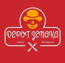Lowongan Kerja Waiter/Waitress Depot Jenaka