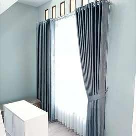 Korden Tirai Hordeng Gorden Curtain Blinds Gordyn Wallpaper Z.110he8u