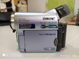 Handycam Sony Mini DV TRV19e PAL bisa Playback kaset2 lama