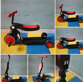 Scooter Sepeda Anak 5 in 1 Multifunction (Preloved) NEGO
