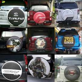 Cover/Sarung Ban Suzuki Vitara/Rush/Terios/Jeep/Rubicon BuruanPesan Si