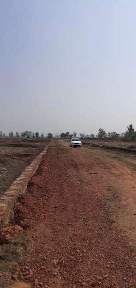 100% Genuine devlop land sell in no1 smartcity near to arugul iit