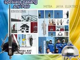 tukang ahli jasa pasang alat penangkal petir daerah Bandung