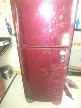 Double Door godrej fridge for sell