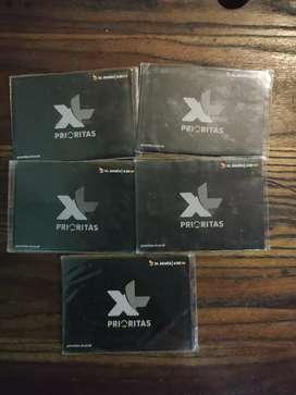 XL PRIORITAS GOLD 12