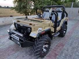 Nagpal jeep Modifier