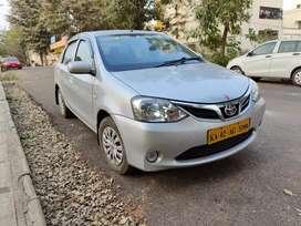 Toyota Etios 2018 Diesel 160000 Km Driven