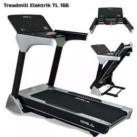 Treadmill elektrik dengan blootooth