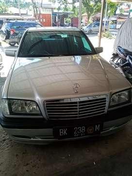 JUAL Mobil Mercy C230