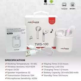 Headset TWS 100 Advance