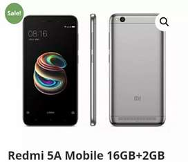 Red mi 5a mobile phone