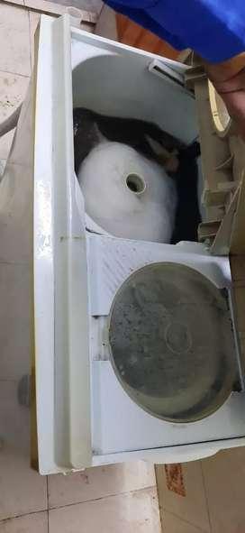 My washing machine new brand
