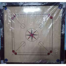 CARROM BOARD / ALL BOARD GAMES AVAILABLE