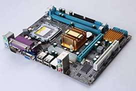 NEW G31 MOTHER BOARD JUST AT Rs.2400