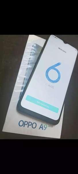 Oppo A9 2020 _8gb 128 gb