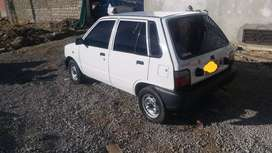 mehran vxr 2011 model company cng fitted cng is not used