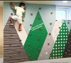 Kids wall climbing equipments