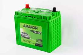 Amaron car battery sales at offer prize30%