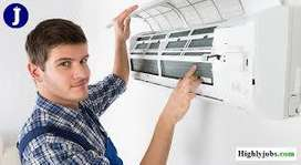 Wanted AC Technician Window- Split and Package