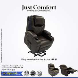 Lifter Recliner on Promotional Price(High Life)