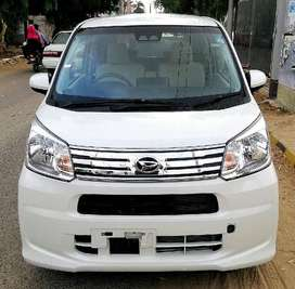 Get Daihatsu Move 2018 on easy installment with low Makrup from MGi..