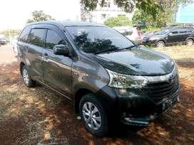 Toyota Avanza E MT 2017  (harga lelang)