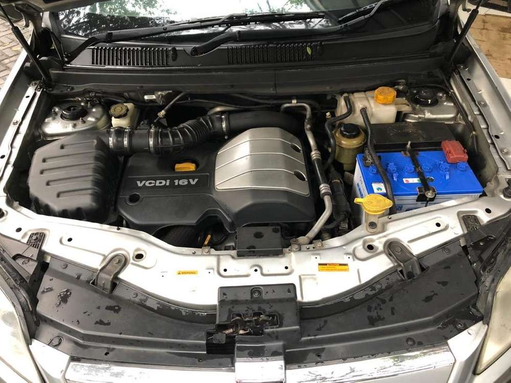Captiva 2.0 matic diesel 2008 Silver    2009  Bandung Kota