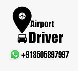 Urgently Required Driver's in Airport's