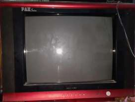 Colour TV in running condition