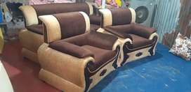 new brand comfortable Lshep N 5seater sofas free home delivery 10km