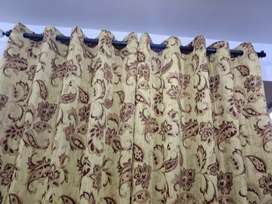 Turkish jaquard fabric/curtain as well as loose fabric available